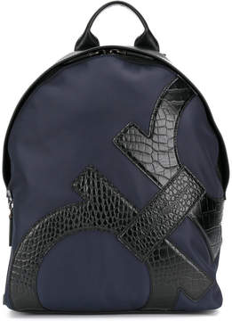 Salvatore Ferragamo branded backpack