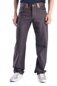 Ermanno Scervino Men's Brown Cotton Pants.