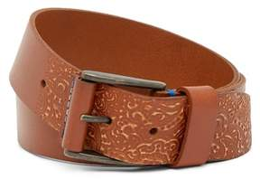 Robert Graham Penniman Leather Belt