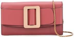 Boyy Leather Wallet On Chain