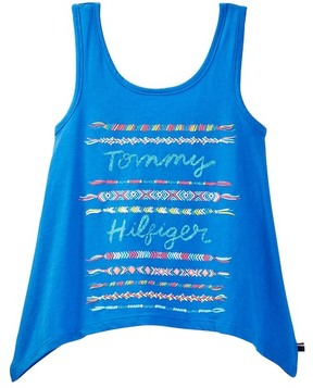 Tommy Hilfiger Friendship Graphic Tank (Big Girls)