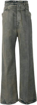Rick Owens 'Mastodon Hustler' jeans