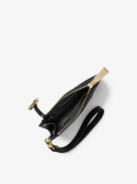 MICHAEL Michael Kors Embellished Leather Coin Purse