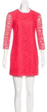 Cynthia Steffe Lace Mini Dress
