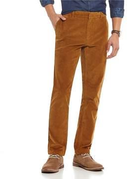 Murano Alex Modern Slim-Fit Flat-Front Corduroy Pants