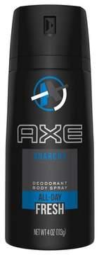 Axe Body Spray for Men Anarchy - 4oz