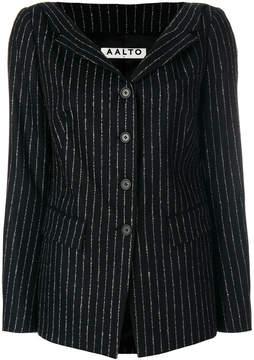 Aalto pinstripe blazer