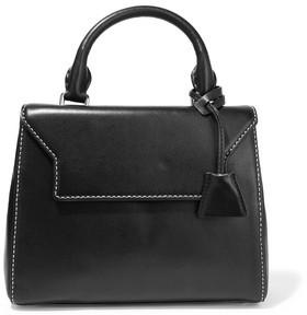 Sandro Alecia Mini Leather Tote
