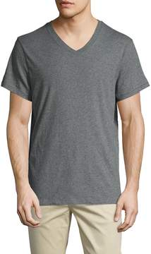 Alternative Apparel Men's Organic Pima Perfect V-Neck T-Shirt