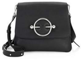 J.W.Anderson Disc Buckle Leather Shoulder Bag