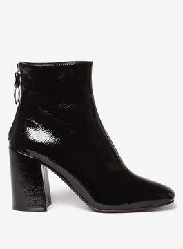 Dorothy Perkins Black 'Atlas' Square Toe Boots