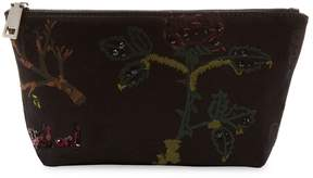 Marc Jacobs Taboo Flower Cosmetic Case