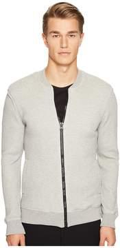 ATM Anthony Thomas Melillo Thermal Stitch Bomber Jacket Men's Coat