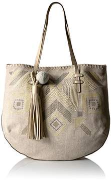 T-Shirt & Jeans Natural Instinct Tote Pom