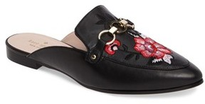 Kate Spade Women's Canyon Embroidered Loafer Mule
