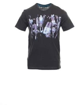 Converse Black Label Gray Heather T-Shirt Tee Shirt
