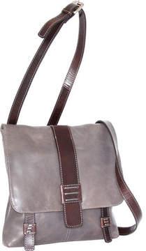 Nino Bossi Zoey Small Leather Messenger Bag (Women's)