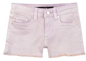 Joe's Jeans Mid Rise Color Denim Shorts (Little Girls)