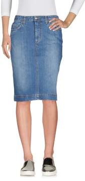 Shaft Denim skirts
