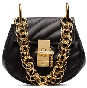 Chloé mini Drew Bijou quilted leather bag