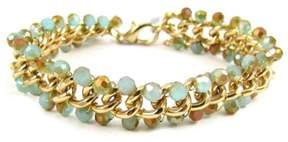 Ananda Gold Blue Crystals