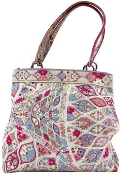 Emilio Pucci Velvet bag