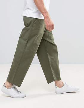 Dr. Denim Melvin Wide Fit Jeans Utility Green