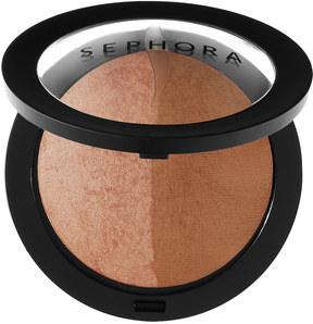 SEPHORA COLLECTION MicroSmooth Baked Bronzer Duo