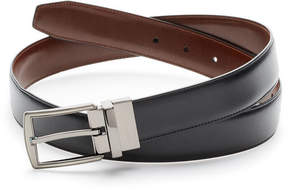 Perry Ellis Black to Brown Reversible Belt