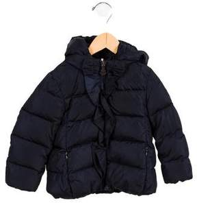 Moncler Girls' Minette Puffer Jacket