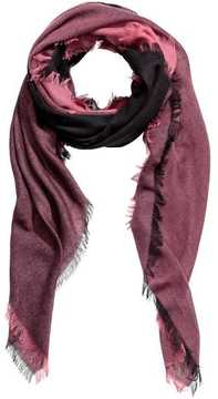 H&M Color-block Scarf