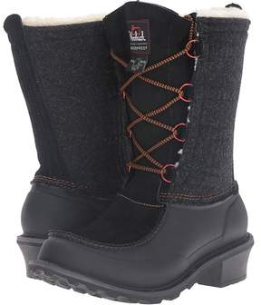 Woolrich Fully Wooly Lace Women's Boots