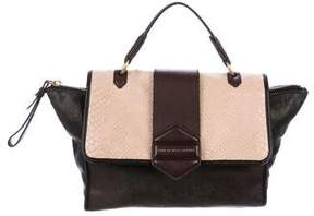 Marc by Marc Jacobs Tricolor Leather Satchel