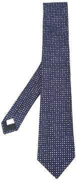 Lardini dot print tie