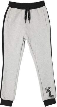 Karl Lagerfeld Kl Cotton Sweatpants
