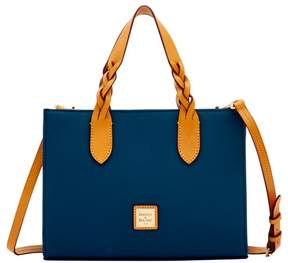 Dooney & Bourke Eva Braid Gia Satchel - NAVY - STYLE