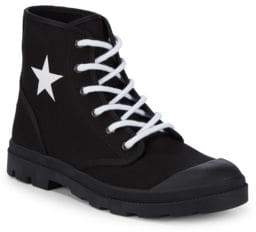 Givenchy Star High-Top Sneakers