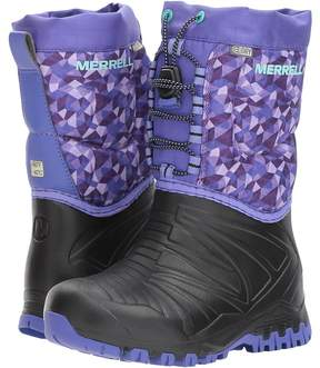 Merrell Snow Quest Lite Waterproof Girls Shoes