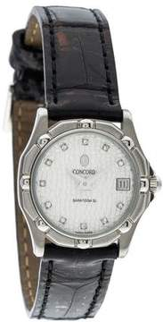 Concord Saratoga SL Watch