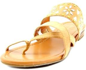 Style&Co. Style & Co Behati Women Open Toe Synthetic Tan Thong Sandal.