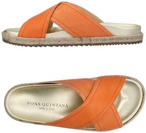 Pons Quintana Sandals