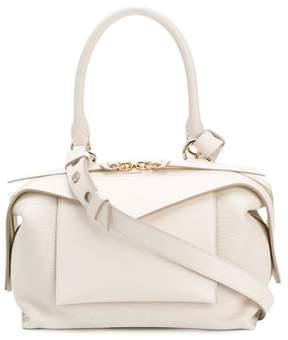 Givenchy Women's White Leather Handbag.