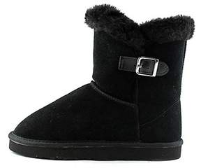 Style&Co. Style & Co. Womens Tiny 2 Leather Closed Toe Ankle Cold Weather Boots.