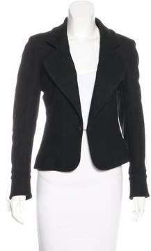 Chanel Wool Cashmere Blazer