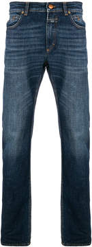 Closed distressed jeans