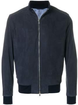 Barba zipped jacket