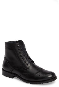 English Laundry Men's Viola Wingtip Boot