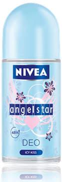 Nivea Angel Star Icy Kiss Deo Roll-on by 50ml Deodorant)