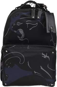 Valentino Printed Backpack