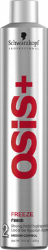 Osis+ Freeze Finish Strong Hold Hairspray